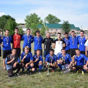 Состоялся 18-ый международный турнир по футболу, посвящённый памяти погибшего в Афганистане Бориса Янакогло