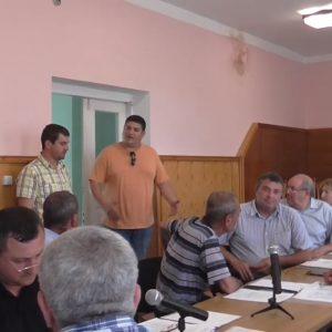 (ВИДЕО) Очередное заседание местного совета от 08.06.2018