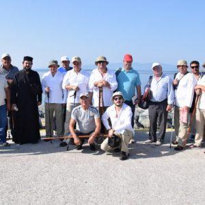 Делегация из Гагаузии посетила святую гору Афон