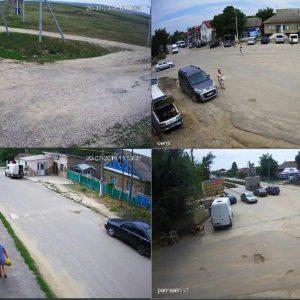 На территории села Копчак ведётся круглосуточное видеонаблюдение