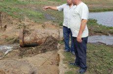 Ливень раз в пол века: Последствия дождевых ливней в селе Копчак 27 июля