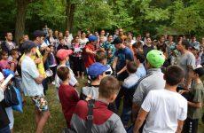 Копчакский детский оздоровительный лагерь «Сокол» распахнул свои двери