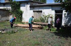 В Копчаке дан старт строительным работам центра спокойной старости