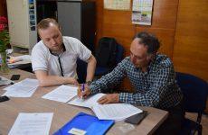 Общественная Организация «Güneşçik» подписала соглашение с фондом «SOROS-MOLDOVA» для проведения соцопроса среди населения Копчака