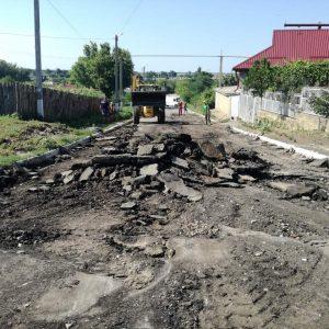 Примэрия приступила к ликвидации последствий от ливней: По улице Родака начался ремонт асфальтного покрытия