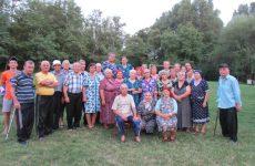 В лагере Сокол открыта смена отдыха для пенсионеров и ветеранов села
