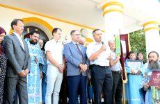 (ВИДЕО) Примар поздравил жителей Копчака с «Днем села и храма»