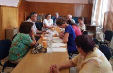 Состоялась встреча совета МИГа «Долина родников» по утверждению документа «Конкурс проектных заявок навстречу процветающему селу»