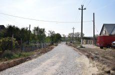 (ФОТО) Завершается строительство улицы Молодежная в «белом варианте»