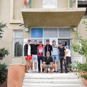 Футбольная команда ДЮСШ с. Копчак выехала на соревнования в турецкий город Шаркёй