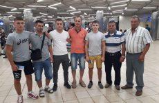 Команда борцов ДЮСШ с. Копчак приняла участие в соревнованиях «Аба Гюрешь» в городе Хатай (Турция)
