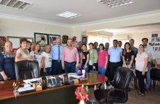 Работники примэрии Копчака находятся с рабочим визитом в Турции