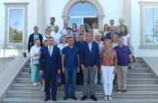 Примар Копчака находится с официальным визитом в Португалии в рамках программы SARD