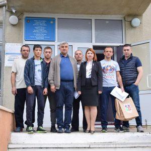 Команда борцов ДЮСШ с. Копчак примет участие в турнире «Аба гюреш» в городе Констанца