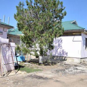 В детском саду №3 идёт третий этап капитального ремонта учреждения