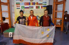 Борцы из Копчака заняли несколько призовых мест на турнире в городе Констанца (Румыния)