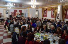(ВИДЕО/ФОТО) Праздничный вечер в честь «Дня учителя» прошёл в торжественном зале с. Копчак