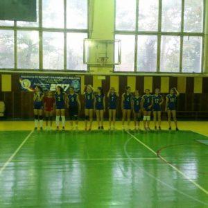 Женская волейбольная команда ДЮСШ с. Копчак заняла 2-е место в Кагуле и прошла в финал Чемпионата Молдовы