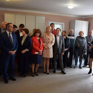 В Копчаке открыли социальный центр помощи уязвимым слоям населения