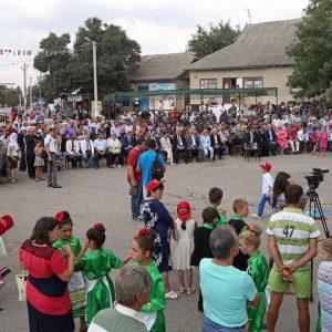 5 ноября в рамках «Дня села» и «Фестиваля Баур» состоится большой концерт звёзд гагаузской эстрады