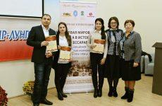 Преподаватель истории Денис Ангельчев лицея имени Янакогло занял первое место в конкурсе на лучшее исполнение произведений Первой мировой войны
