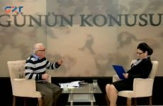 (ВИДЕО) Преподаватель географии Илья Орлиогло принял участие в программе «Günün konusu» на GRT