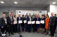Олег Гаризан в составе делегации из Молдовы принимает участие в конференции в рамках проекта «Мэры за экономический рост»