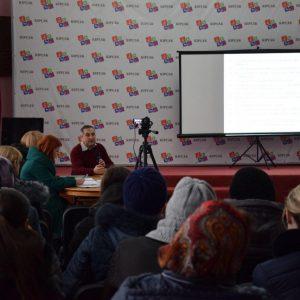 (ВИДЕО/ФОТО) Состоялись публичные слушания «Об утверждении местного бюджета на 2019 год» и «Об утверждении местных сборов и налогов»