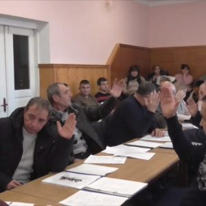 (ВИДЕО) Очередное заседание местного совета от 8 февраля.