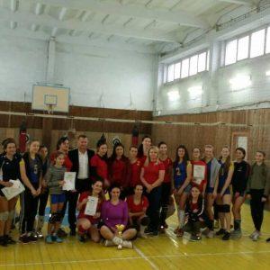 Волейбольная команда ДЮСШ с. Копчак заняла 2-е место в турнире «Кубок Комрата»