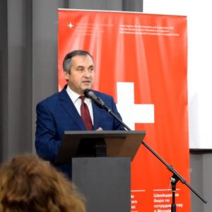 (ФОТО/ВИДЕО) Олег Гаризан: «Инициативы примэрии могут показаться очень амбициозными, но мы доказали, что умеем сплотиться и работать во благо Копчака»