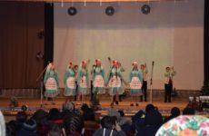 30 декабря, на сцене Дома Культуры с. Копчак состоялся праздничный новогодний концерт