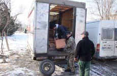 Центр социальной поддержки населения в Копчаке оснащается необходимой мебелью