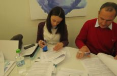Общественная организация «Надежда» подписала 3 контракта по проекту «Повышение прозрачности местных органов власти Республики Молдова через внедрение политик, основанных на участии»