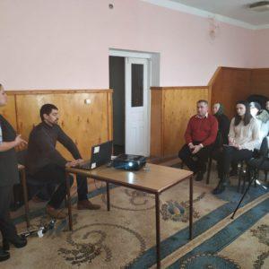 Региональный Центр деловой информации и поддержки Гагаузии провел информативную встречу с местными предпринимателями