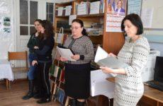25 февраля в здании сельской библиотеки с.Копчак состоялась литературно-музыкальная композиция «Поговорим о любви»