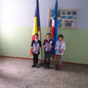 Спортсмены ДЮСШ с. Копчак завоевали множество призовых мест в Чемпионате Гагаузии по шашкам и шахматам
