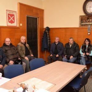 Заседание оргкомитета по проведению мероприятия ко дню защитника отечества