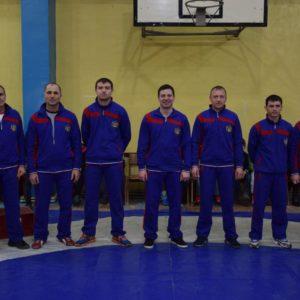 Награждение лучших спортсменов и тренеров ДЮСШа