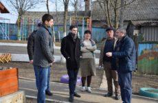 20 февраля, в рамках программы SARD, комиссия провела инспектирование объекта, Детский сад №2 с.Копчак