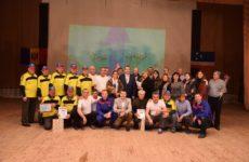 22 февраля, в Доме Культуры с. Копчак состоялся конкурс «А ну-ка, дедушки!»