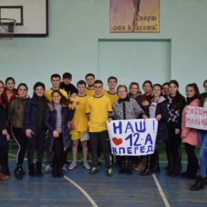 22 февраля, в честь Дня защитника Отечества, в лицее им. С.И. Барановского состоялись спортивные состязания