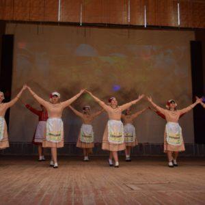 7 марта, накануне международного женского дня, в селе Копчак был проведён праздничный концерт.