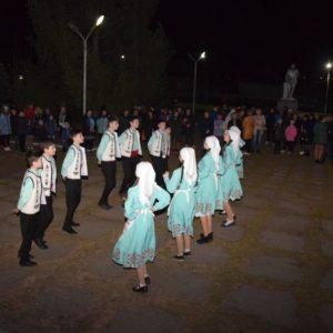 10 марта прошло массовое народное гулянье в с.Копчак