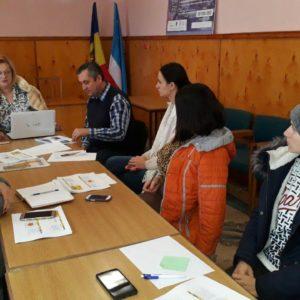 12 марта, в селе Копчак побывал эксперт в сфере сельского туризма по проекту TAG — Светлана Лазар.