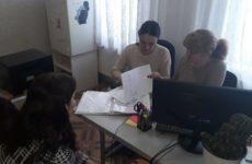 В селе Копчак идет реализация проектов по Центру CONTACT