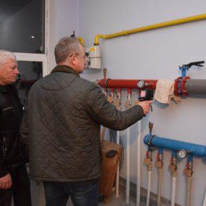 С 13 по 14 марта был проведен анализ теплопотерь в подведомственных зданиях примэрии