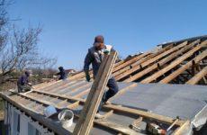 В детском саду №2 продолжаются ремонтные работы