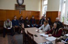 25 марта состоялось собрание оргкомитета по подготовке конкурса «Поющая Звезда Буджака 2019»