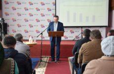 Отчет примара с.Копчак о проделанной работе за 2018 г.